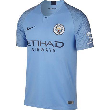 innovative design 21122 7490d Nike Men's Manchester City FC Home Replica Jersey   Buy ...