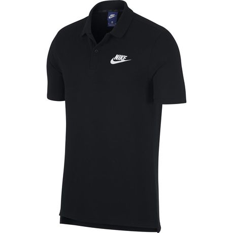 8af789b6 Nike Men's Sportswear Polo T-Shirt - Black & White | Buy Online in South  Africa | takealot.com