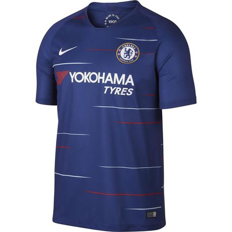 47a8923760b Nike Men s Chelsea FC Home Replica Jersey