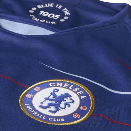 best sneakers 27e42 2ed1c Nike Men's Chelsea FC Home Replica Jersey | Buy Online in ...