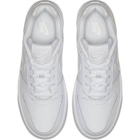 d3d3358dfef Nike Men s Ebernon Low Basketball Shoes - White