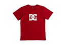 DC Shoes Boy's Star Short Sleeve T-Shirt - Red