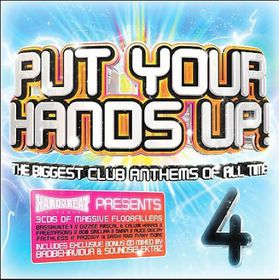 Ministry of Sound - Put Your Hands up vol.4 (CD)