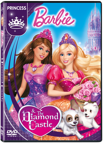 Barbie and the Diamond Castle (DVD)