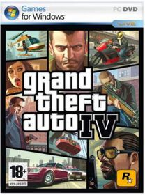 Grand Theft Auto IV (PC DVD-ROM)