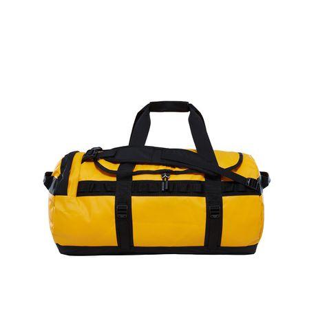 6e955447e6e The North Face Base Camp Medium Duffel Bag - Yellow Black