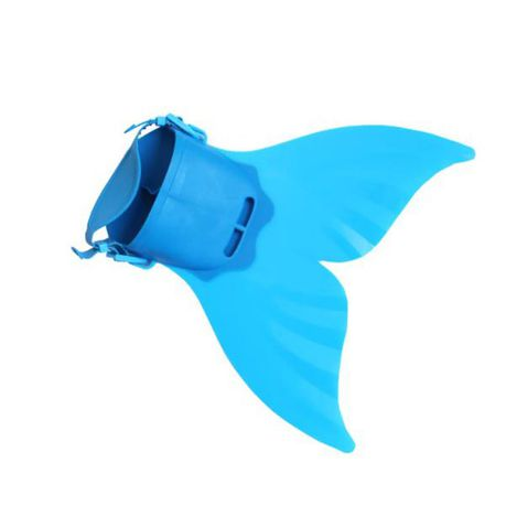 Iconix Kids Mermaid Flippers For Swimming Buy Online In South