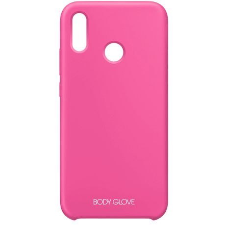 the latest f7144 4cfc5 Body Glove Silk Case for Huawei P20 Lite -Pink
