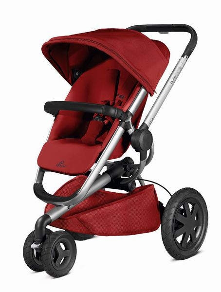 Quinny - Buzz Xtra 3 - Red