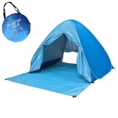 Pop Up Beach Tent With Curtain Buy Online In South Africa Takealot Com