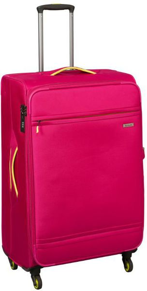 Cellini Cancun 770mm Expandable with TSA Lock - Magenta
