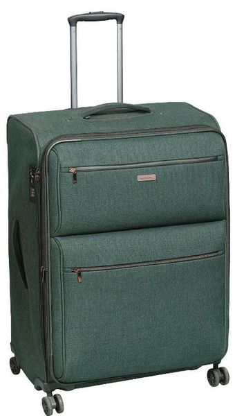 Cellini Grande 760mm Extra Large Expander Trolley With TSA Lock - Forrest Green
