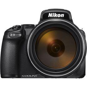 Nikon P1000 Ultra Zoom Digital Camera - Black