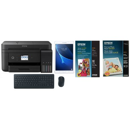 Epson EcoTank ITS L6190 BIZ in BOX Value Bundle | Buy Online