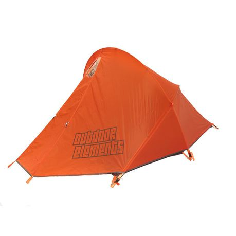 Outdoor Elements Twister 2 X Person Tent Orange Buy Online In South Africa Takealot Com