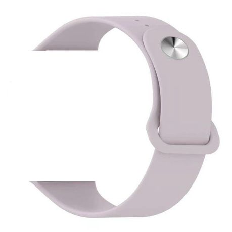 0926024ce47 Silicon Strap for Apple Watch - Lavender (38mm)