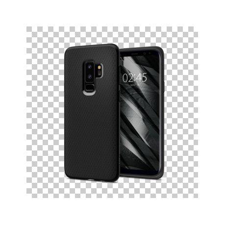 big sale 9866c 6a3b8 Spigen Liquid Case for Samsung Galaxy S9 Plus Air - Matte Black