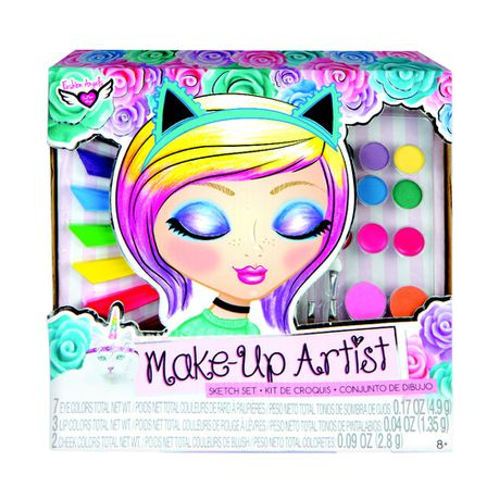 Cosmetics And Kits - Unicorn Magic Makeup/Sketch Set | Buy Online in South Africa | takealot.com