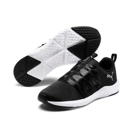 ef647697ea80 Puma Women s Prowl ALT Satin Training Shoes - Black White