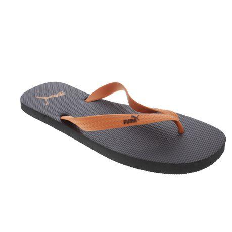 73fd10ffcd76ce Puma Men s First Flip DP Sandals - Black