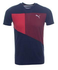 Puma Men's Ignite Short Sleeves Running T-Shirt
