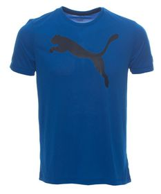 Puma Men's Active Big Logo Training T-Shirt