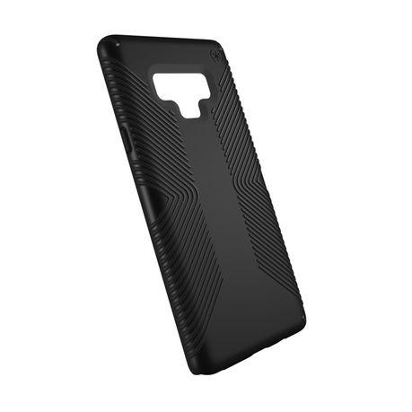 new product 3c25a f7f22 Speck Presidio Grip Case for Samsung Galaxy Note 9 - Black