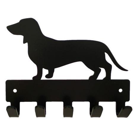 Dachshund Key Rack Dog Leash Hanger With 5 Hooks Buy Online In