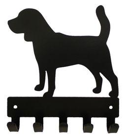 Bull Terrier Key Rack Dog Leash Hanger With 5 Hooks Buy Online