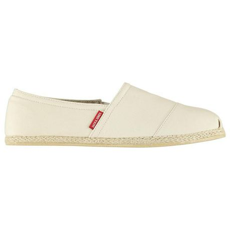 d0b174d3a Jack & Jones Mens Espadrille Canvas Shoes - Marshmallow (Parallel Import) |  Buy Online in South Africa | takealot.com