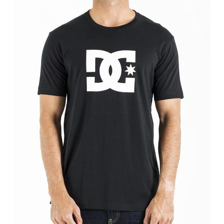 abf4608a4732 DC Shoes Mens Star Standard Short Sleeve T-Shirt