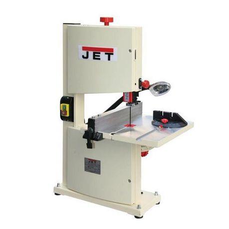 JET Jwbs-9x Benchtop Bandsaw