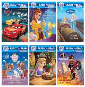 Disney Ready to Read level 2