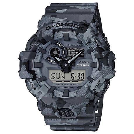 8e0f1e49fc59 Casio G-Shock Men's GA-700CM-8ADR Watch | Buy Online in South Africa ...