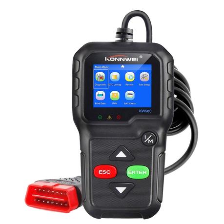 Konnwei Kw680 Next Generation Obd2 Car Scan Tool Buy Online In