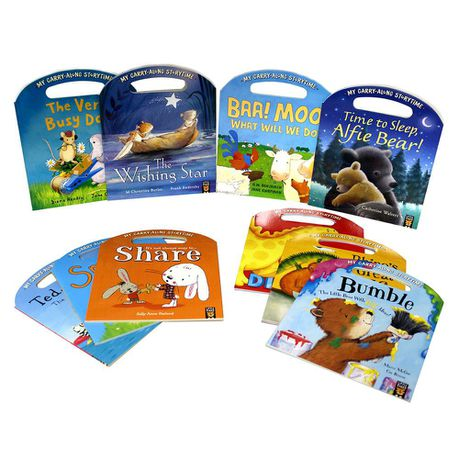 Carry Me Along >> My Carry Me Along Stories 10 Book Set Buy Online In South Africa