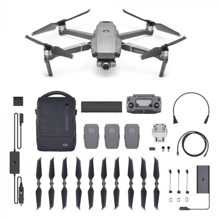DJI Mavic 2 Zoom WITH Fly More Kit