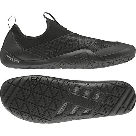 best service 8c62a 5a68b adidas Mens Terrex Climacool Jawpaw Slip-On Shoes