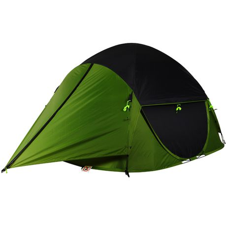 C&ground Alpha 4 Man Pop-Up Dome Tent - Green  sc 1 st  Takealot.com & Campground Alpha 4 Man Pop-Up Dome Tent - Green | Buy Online in ...
