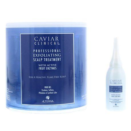 Alterna Caviar Exfoliating Scalp Treatment 12 X 15ml (Parallel Import)
