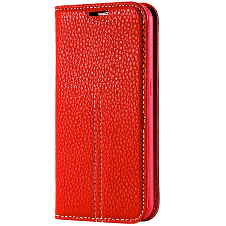 designer fashion 4c580 bd67d Magnetic Flip Case for Huawei P20 Pro - Red