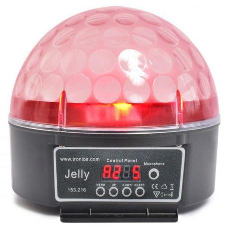 BeamZ Magic Jelly DJ Ball DMX Multicolour LED