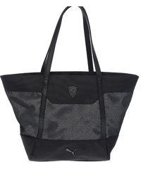 Puma Ferrari LS Mesh Shopper Black c4d6c25515b73