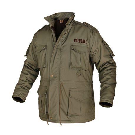 free shipping d5108 d658b Boerboel Wear Kalahari Parka Jacket Olive | Buy Online in ...
