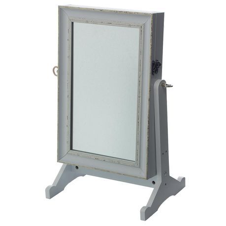 George & Mason - Mirrored Frame Cabinet   Buy Online in South Africa ...