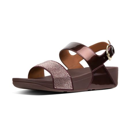 c62ae8770 FitFlop Ritzy Sandals Berry