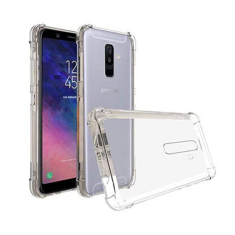 promo code 978da 86a33 Digitronics Transparent Shockproof Case for Samsung Galaxy A6 Plus