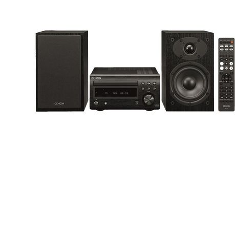 Denon DM-41 - HiFi System with CD, Bluetooth and FM/AM Tuner