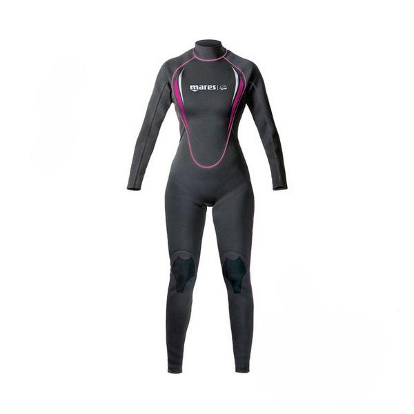 Mares Aquazone Women's 2.2mm Manta Wetsuit - Black