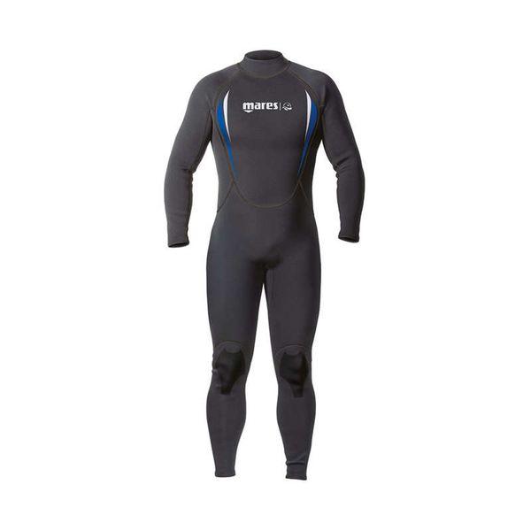 Mares Aquazone Men's 2.2mm Manta Wetsuit - Black